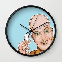 Egghead Wall Clock