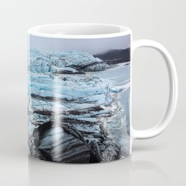 Deep Blue Glacier Coffee Mug