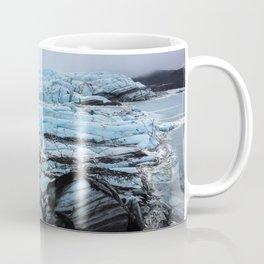 Deep Blue Glacier Coffee Mug