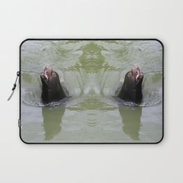 Gimme Fish...NOW Laptop Sleeve