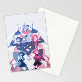 Fusion - Chalcedony Stationery Cards