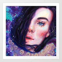Cosmica Art Print