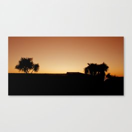 Fading Light Canvas Print