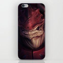Mass Effect: Urdnot Wrex iPhone Skin