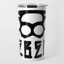 Rebels Brass Knuckles Travel Mug