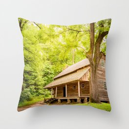 Weekend Getwaway Throw Pillow