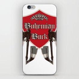 Bagpipes - bohemian bock iPhone Skin