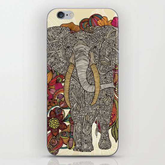 Walking in paradise iPhone & iPod Skin