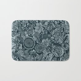 Flower Box Bath Mat