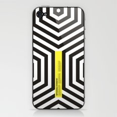 Impossible Symmetry - Cebra iPhone & iPod Skin