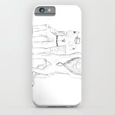 Urban Jungle  01 iPhone 6s Slim Case