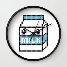 Milk box Wall Clock