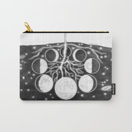 Prāṇa (Life Force) Carry-All Pouch