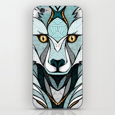 Little Polar Fox iPhone & iPod Skin