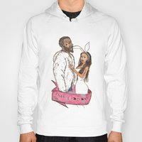 minaj Hoodies featuring pills and potions. by Late Bloomer