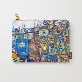 Hundertwasser Museum. Vienna. Austria Carry-All Pouch