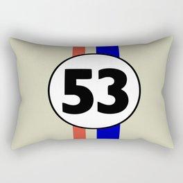 Herbie 53 Rectangular Pillow