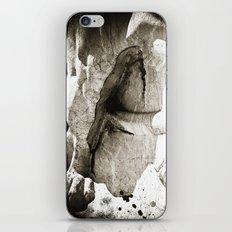 italy - rome - duotone_01 iPhone & iPod Skin