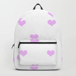 Cute heart pattern #society6 Backpack