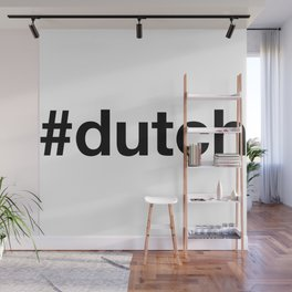 DUTCH Wall Mural