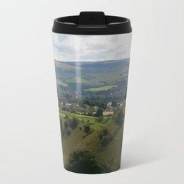 Rochdale Hilltop view Travel Mug
