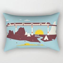 Magical Minimalism Rectangular Pillow