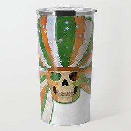 IRISH-AMERICAN 021 Travel Mug