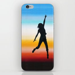 Touch the Sky_Samsung Galaxy S4 iPhone Skin