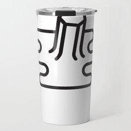 Melting point Travel Mug