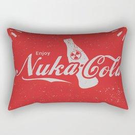 An Ice Cold Nuka Cola - Fallout Universe Rectangular Pillow