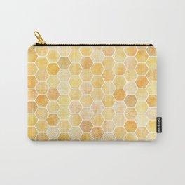 Honeycomb Pattern Tasche