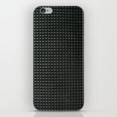 metal pattern iPhone & iPod Skin