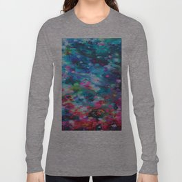 Underwater Floral  Long Sleeve T-shirt