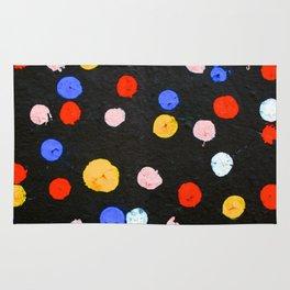 Graffiti Dots Rug