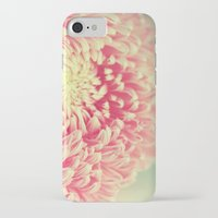 peony iPhone & iPod Cases featuring Peony by shih