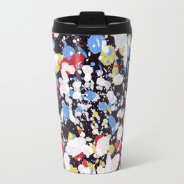 Abstract 35 Travel Mug