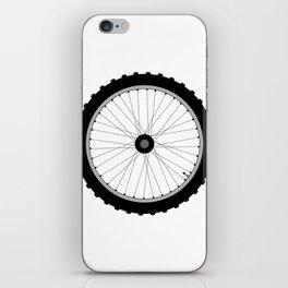 Bicycle Wheel iPhone Skin