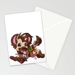 Happy Hyena Stationery Cards