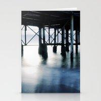boardwalk empire Stationery Cards featuring boardwalk by neutral density