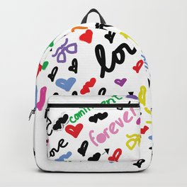 Wedding vow Backpack