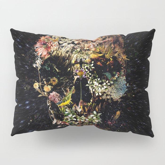 Smyrna Skull Pillow Sham