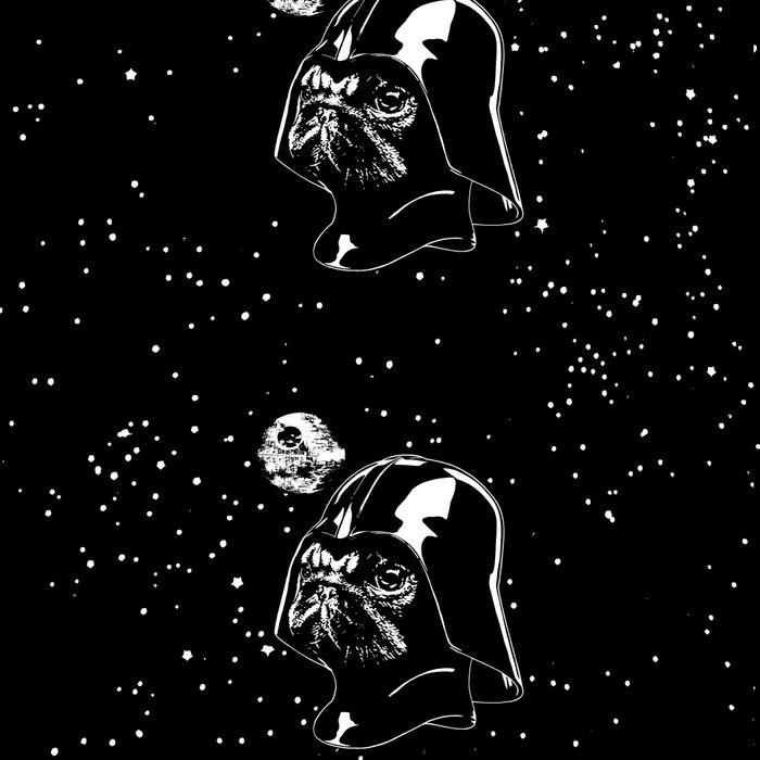 Pug Vader Leggings