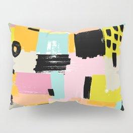 Color section001 Pillow Sham