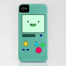 BMO Adventure Time iPhone (4, 4s) Slim Case