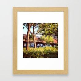 WildlineHighline Framed Art Print
