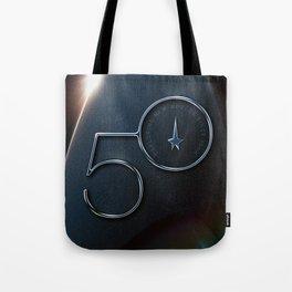 Trek 50 – StarTrek 50th Anniversary Tote Bag