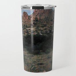 Dragoon Sunset Travel Mug
