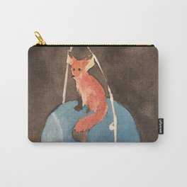 Fox and Uranus Carry-All Pouch