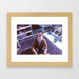 Candela Framed Art Print
