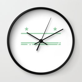 """Keep Moving Forward"" tee design. Perfect gift this holiday for your friends and family too!  Wall Clock"